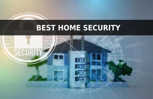 Best Home Security Brands