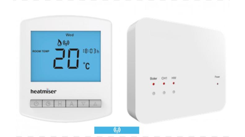 Radio Programmable Thermostat
