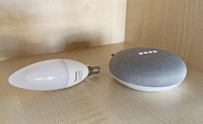 Link Hue Lights to Google Home