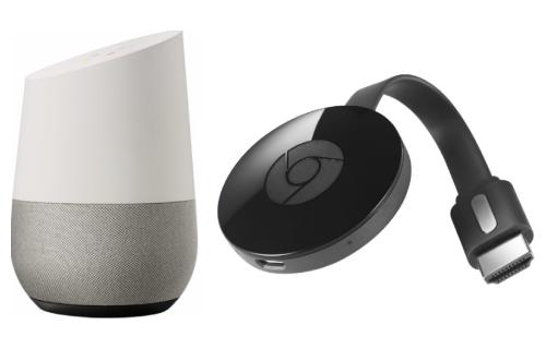 Use Google Home as Speaker for Chromecast